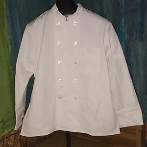 Chefs coat uniform XL New